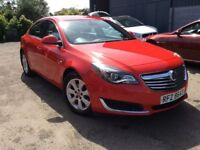 2014 Vauxhall Insignia Techline 2.0 Cdti eco 120bhp Sat Nav Excellent Order FINANCE AVAILABLE
