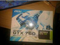 MSI GTX 760 2GB