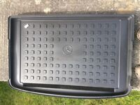Mercedes GLA class or A class genuine boot liner as new condition