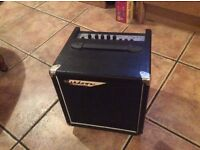 Ashdown 15 watt Bass Amp After Eight Model