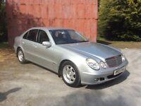 Mercedes E220 CDI Classic Auto.