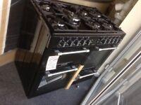 Leisure cookmaster 100cm duel fuel range. £750 RRP £1000. New/graded 12 month Gtee