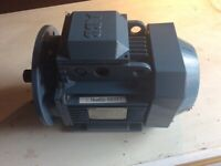 Electric motor ABB 1.1 kw 6p in good working order