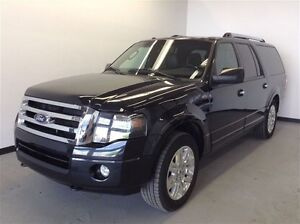 2014 Ford Expedition Max Limited, Moonroof, Nav, Power running b