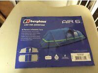 Breghaus air 6 tent