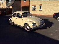 1970 Super Beetle for sale