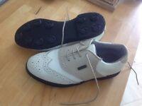 Ladies Golf shoes 5/38 unworn.Cotswold
