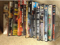 40+ DVDs for sale, mixed collection