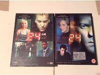 24 Complete Series 3 & 4 DVD Box Set