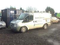 Breaking cars Vans And 4+4 All Parts Available For £10 Other Cars In Stock