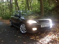 Vauxhall Astra 1.8 SXi 5 door hatchback with extras long MOT, same as SRI but cheaper insurance