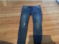 Woman next jeans uk 12 short leg