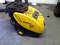 diesel jet wash /hot and cold /pressure washers/