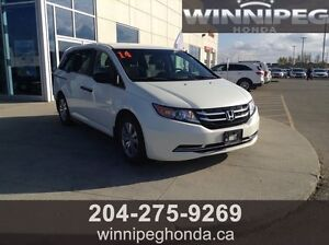 2014 Honda Odyssey SE. Local one owner vehicle, Fresh safety, N