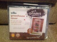 Wilco mini greenhouse cover