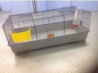 Rabbit, Guinea Pig cage, large, indoor.