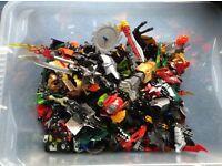 LEGO - HERO FACTORY - figures