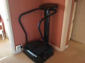 Vibration fitness gym master