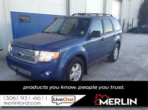 2009 Ford Escape XLT PST PAID