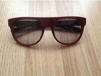 £75 Marc Jacobs MMJ 386/S Red Sunglasses