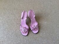 Roland Cartier Pretty Pink Shoes