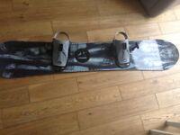 Vintage HR Geiger Snowboard