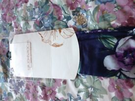 RJR silk scarf new with tags