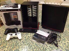 Sony Playstation 3 Slim 320GB Resistance 3 Edition *Plus Many Extras in Bundle*