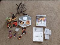 Disney Infinity 'Star Wars' game, pad and figures