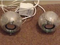 Next light up MP3 speakers