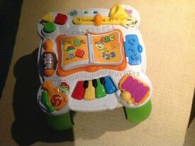 Leap Frog Learn and Groove Music Table
