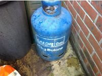 15kg Calor Gas Bottle With Regulator