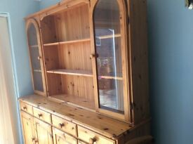 Free to good home.Ducal Welsh dresser.