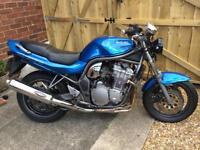 Suzuki bandit 600 1997 R reg.