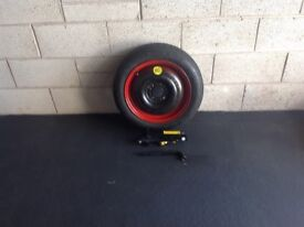 Ford Fiesta space saver spare wheel 15inch
