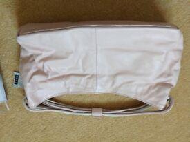 NEXT real leather handbag