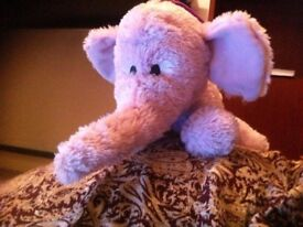 Bby elephant. Disney favourite. Fundraising for charity.