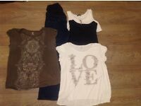Size 12 maternity bundle (5 items) £2 HAROLD HILL