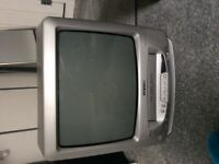 Orion 14inch TV/video cassette combo