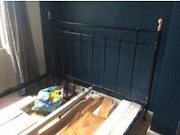 Ikea Metal King Size Bed