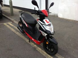 LEXMOTO ECHO 50cc 2020 6 MONTHS WARRANTY NO MOT NEEDED UNTIL 2023 COMES FULLY SERVICED