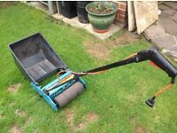 Black and decker lawn raker and moss eliminator