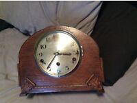 Moreland Westminster clock