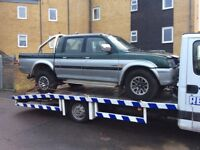 Spares or repairs due to over heating 2001 Mitsubishi L200 Trojan diesel double cab no v5