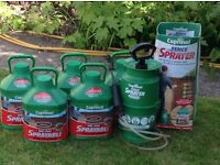 Cuprinol Fence Treatment & Sprayer