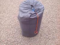 Vango (10cm thick) double self inflating bed/mat