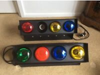 Disco Lights - full working order. Offers considered