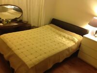 DOUBLE ROOM WITH LOTS OF WARD ROBES INC ALL BILL/WIFI ONLY PAYING 2 WEEKS DEPOSIT PCM £480