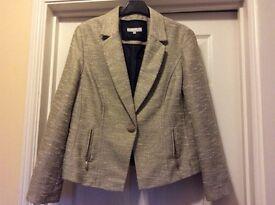 Ladies Size 16 Marks & Spencer Per Una Jacket