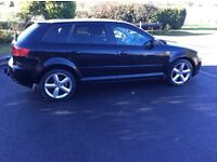 Audi 2.0 TDI 5 door Sportback, excellent car with many extras and FSH....